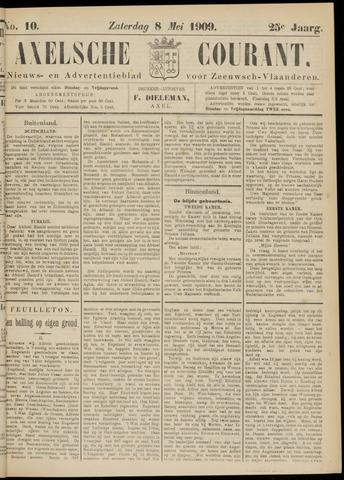 Axelsche Courant 1909-05-08