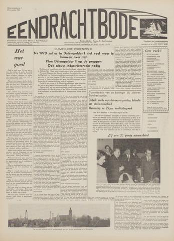 Eendrachtbode (1945-heden)/Mededeelingenblad voor het eiland Tholen (1944/45) 1969-11-20