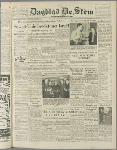de Stem 1953-02-13