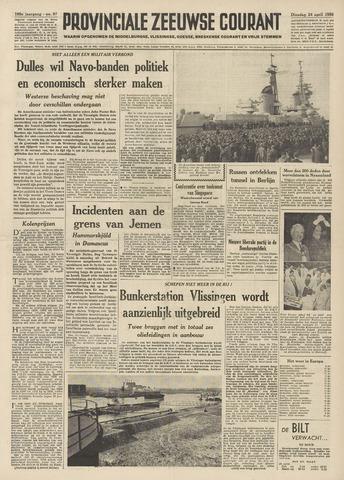 Provinciale Zeeuwse Courant 1956-04-24