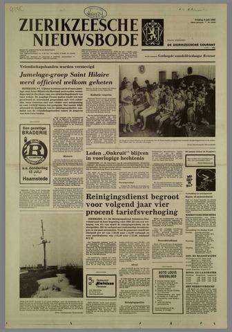 Zierikzeesche Nieuwsbode 1982-07-09