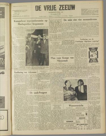de Vrije Zeeuw 1961-03-09