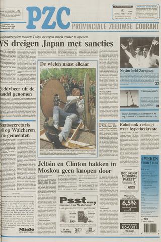 Provinciale Zeeuwse Courant 1995-05-11