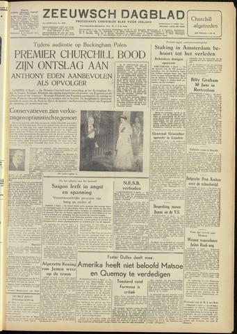 Zeeuwsch Dagblad 1955-04-06