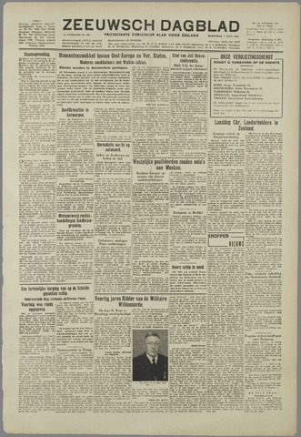 Zeeuwsch Dagblad 1948-07-07