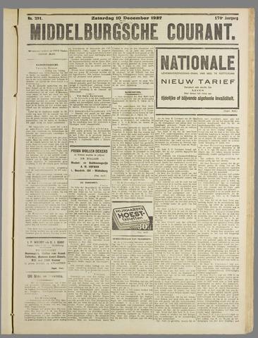 Middelburgsche Courant 1927-12-10