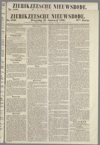 Zierikzeesche Nieuwsbode 1881-01-25