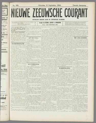Nieuwe Zeeuwsche Courant 1906-09-15