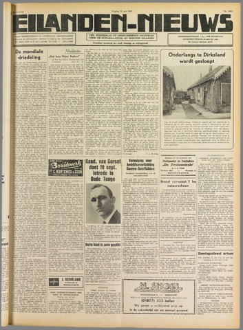 Eilanden-nieuws. Christelijk streekblad op gereformeerde grondslag 1967-07-21