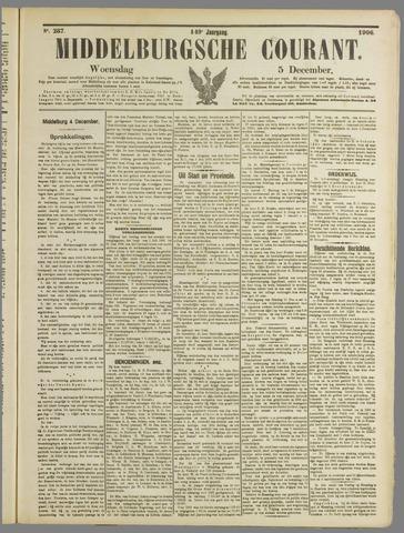 Middelburgsche Courant 1906-12-05