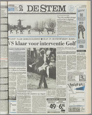 de Stem 1987-01-19