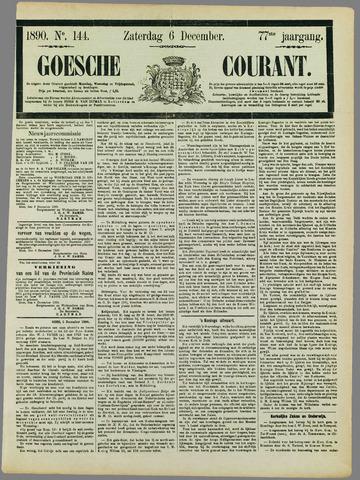 Goessche Courant 1890-12-06