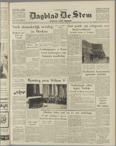 de Stem 1958-04-30