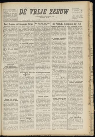 de Vrije Zeeuw 1948-12-09