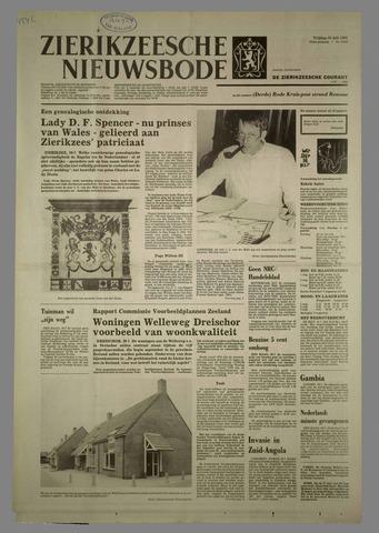 Zierikzeesche Nieuwsbode 1981-07-31