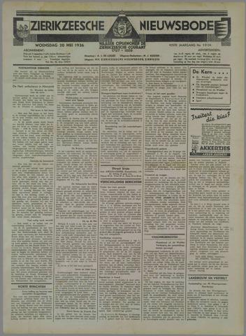 Zierikzeesche Nieuwsbode 1936-05-20