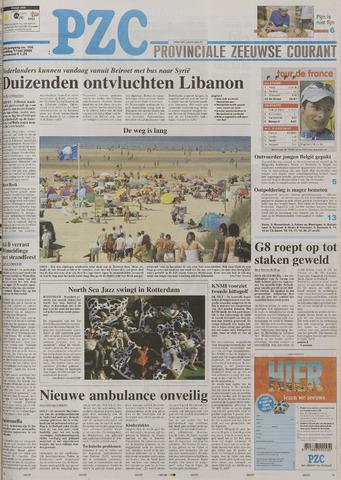 Provinciale Zeeuwse Courant 2006-07-17