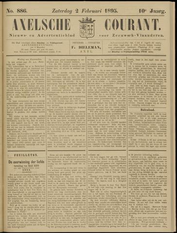 Axelsche Courant 1895-02-02