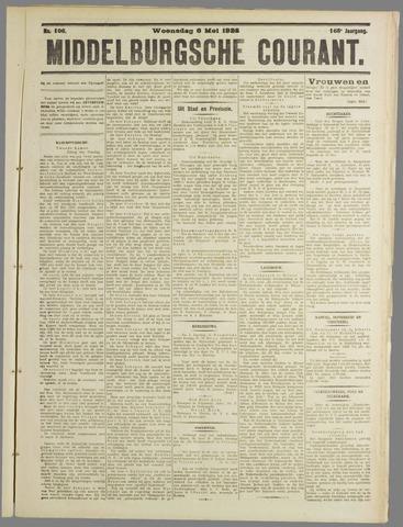 Middelburgsche Courant 1925-05-06