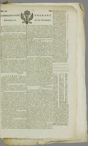 Middelburgsche Courant 1810-07-26