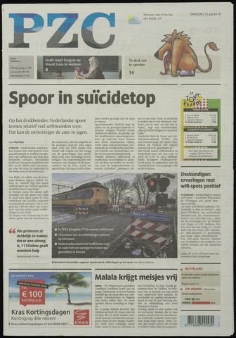 Provinciale Zeeuwse Courant 2014-07-15