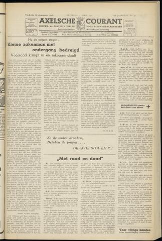 Axelsche Courant 1951-04-07