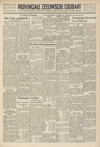 Provinciale Zeeuwse Courant 1946-12-09