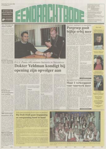 Eendrachtbode (1945-heden)/Mededeelingenblad voor het eiland Tholen (1944/45) 2004-12-09