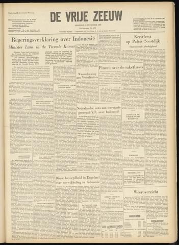 de Vrije Zeeuw 1957-12-24