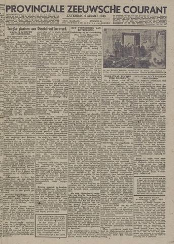 Provinciale Zeeuwse Courant 1943-03-06