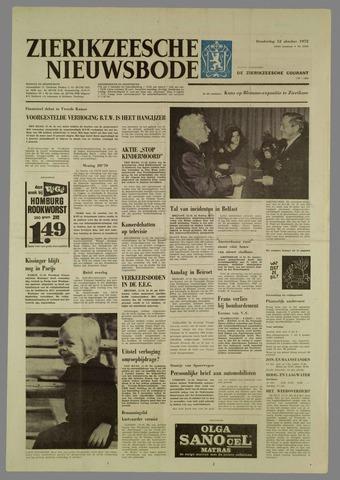 Zierikzeesche Nieuwsbode 1972-10-12