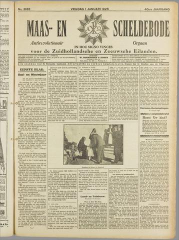 Maas- en Scheldebode 1926