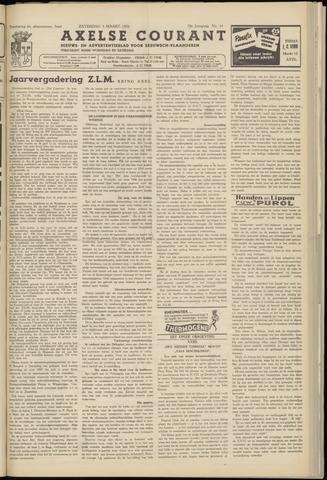 Axelsche Courant 1956-03-03