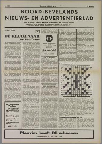 Noord-Bevelands Nieuws- en advertentieblad 1975-06-19