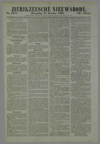 Zierikzeesche Nieuwsbode 1882-10-10
