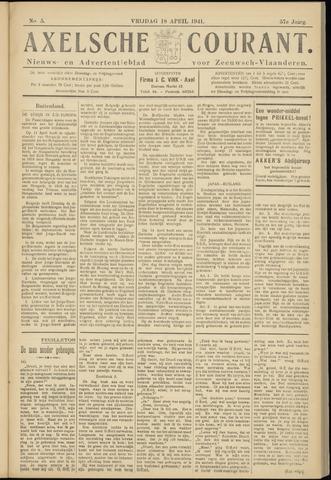 Axelsche Courant 1941-04-18