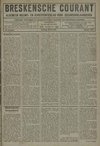 Breskensche Courant 1920-05-29