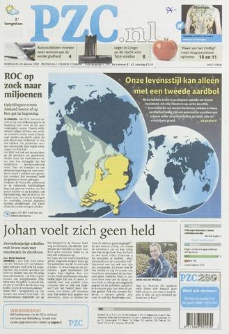 Provinciale Zeeuwse Courant 2008-10-29