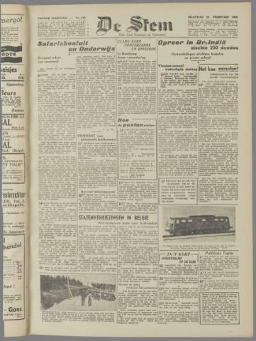 de Stem 1946-02-25