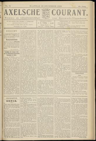 Axelsche Courant 1930-12-29