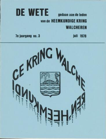 de Wete 1978-07-01