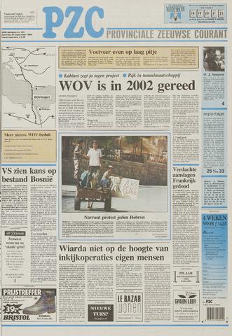 Provinciale Zeeuwse Courant 1995-09-30