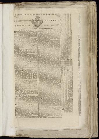 Middelburgsche Courant 1799-02-28