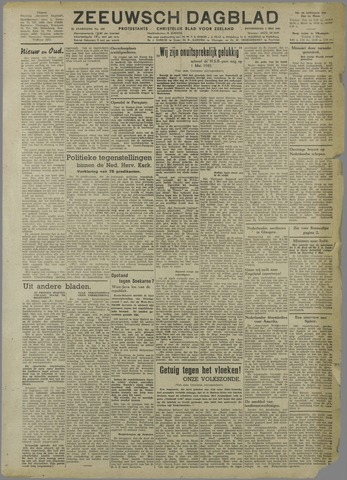 Zeeuwsch Dagblad 1947-05-01
