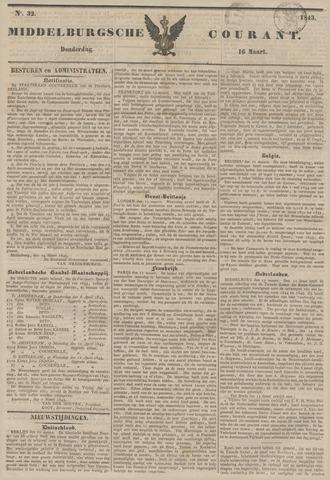Middelburgsche Courant 1843-03-16