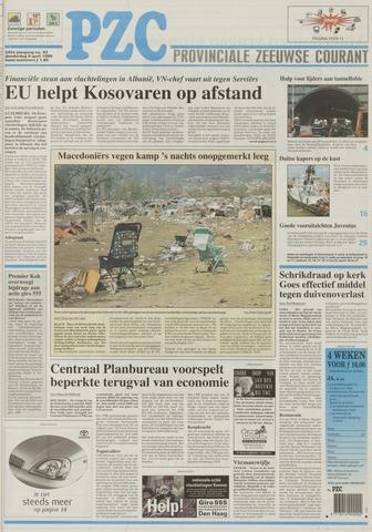 Provinciale Zeeuwse Courant 1999-04-08