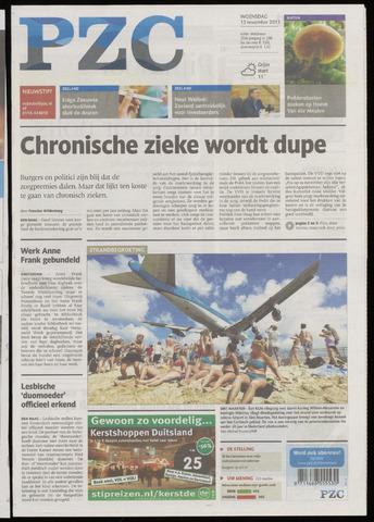 Provinciale Zeeuwse Courant 2013-11-13