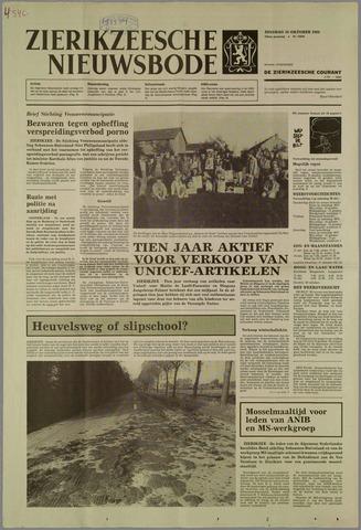 Zierikzeesche Nieuwsbode 1984-10-16