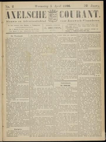 Axelsche Courant 1916-04-05