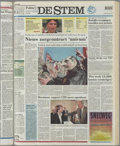 de Stem 1996-04-02
